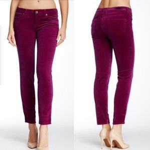 Kut From The Kloth Diana Skinny Courdaroy pants